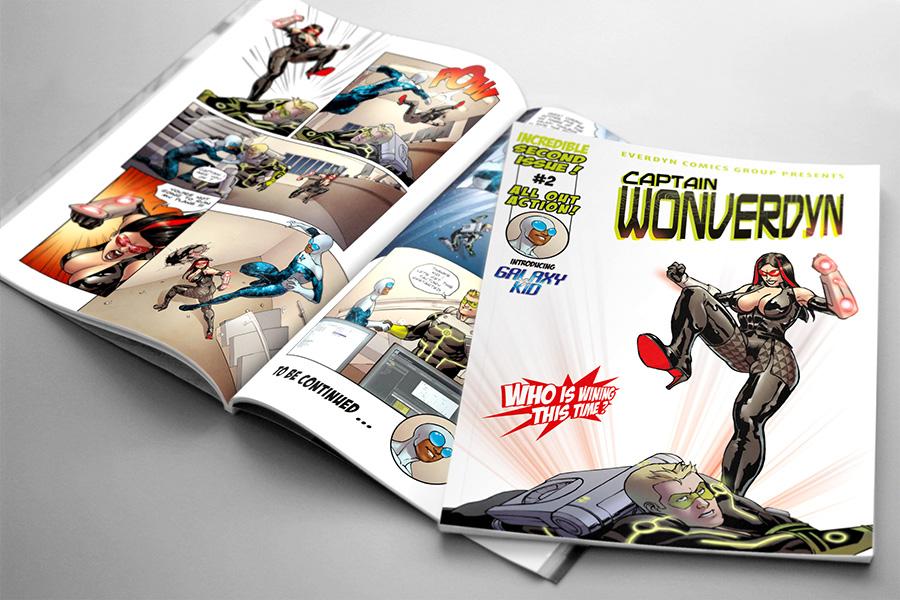 Everdyn Comics #2
